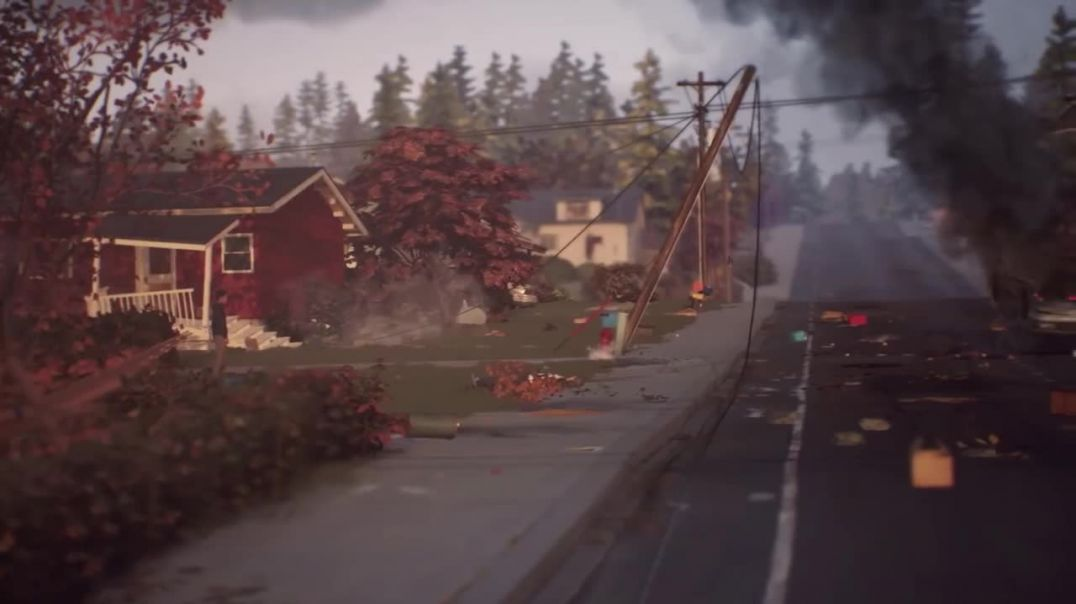 Life is Strange 2 Launch Trailer -PS4