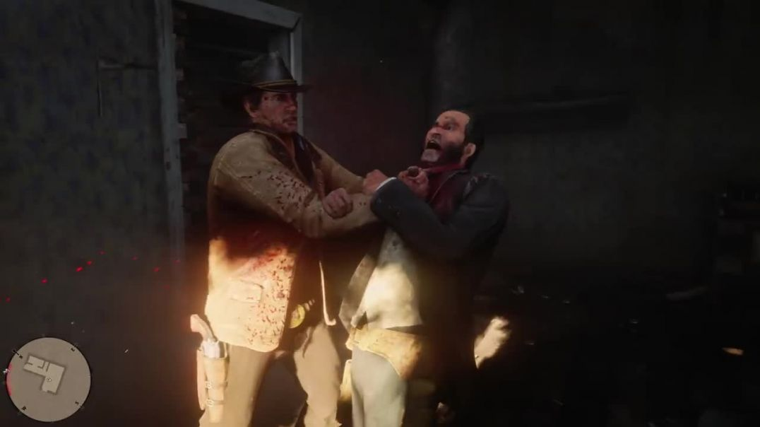 Red Dead Redemption 2_ Gameplay Trailer #2