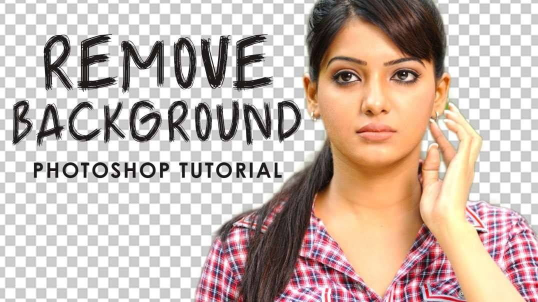 How To Remove Background With PhotoShop[TUTORIAL!!!]