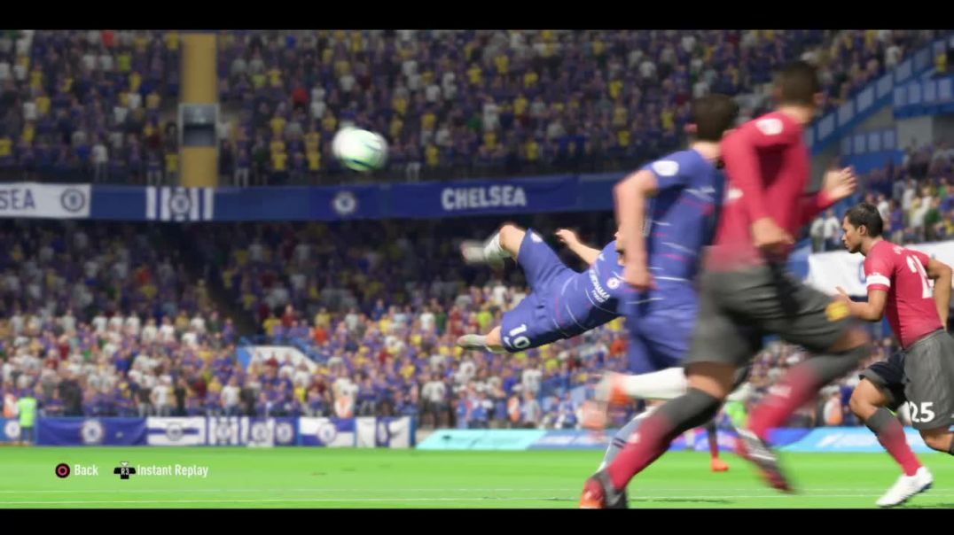 FIFA 19: Will Hazard score a beauty in the next EPL match against ManU