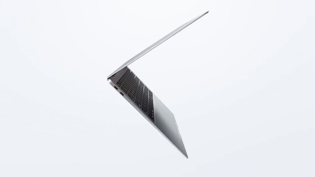 Introducing the new MacBook Air
