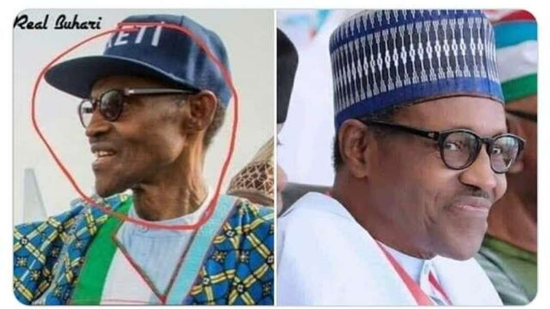 If You Think Buhari Is A Clone,You Are 4**king Stupid!!!
