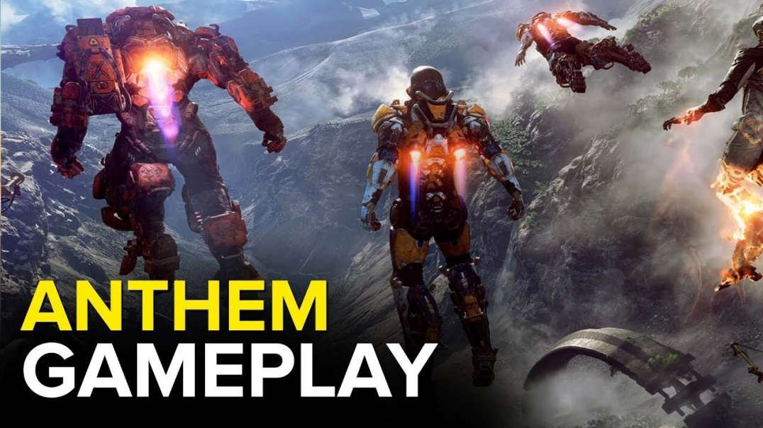 Anthem - This Is Anthem Gameplay Series Part 1