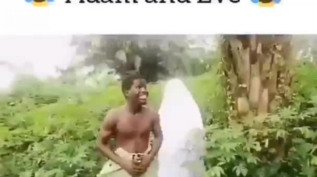 Adam and Eve - 9ja version