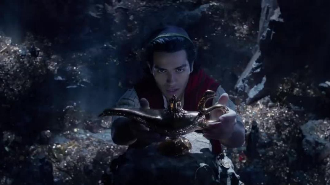 Disney's Aladdin Official Trailer - In Theaters May 24