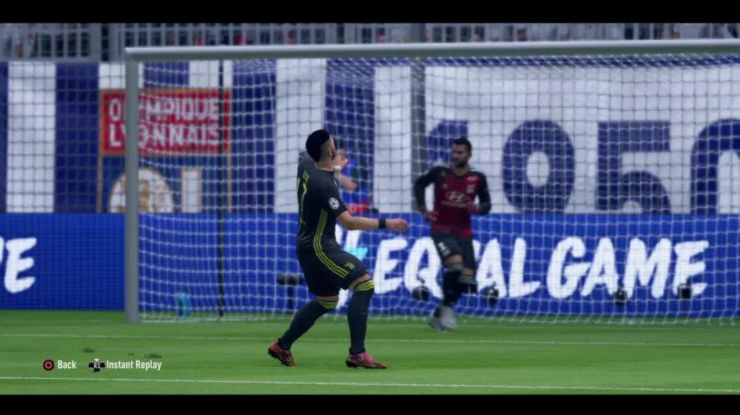 Fifa19: The perfect Header