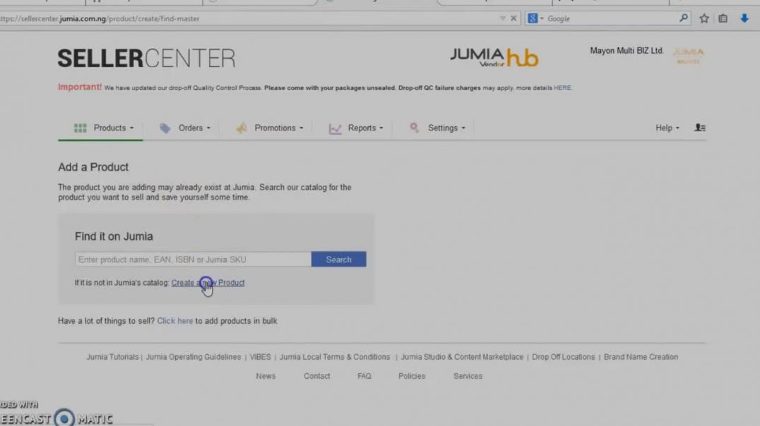 How To Upload Products on Jumia