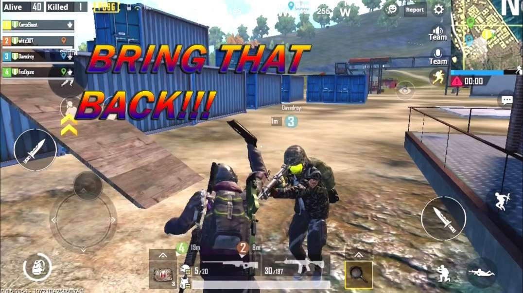 FUNNY WTF MOMENTS PUBG MOBILE