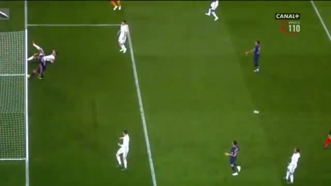 Watch how Chipo Moting Denied PSG of  3 solid points