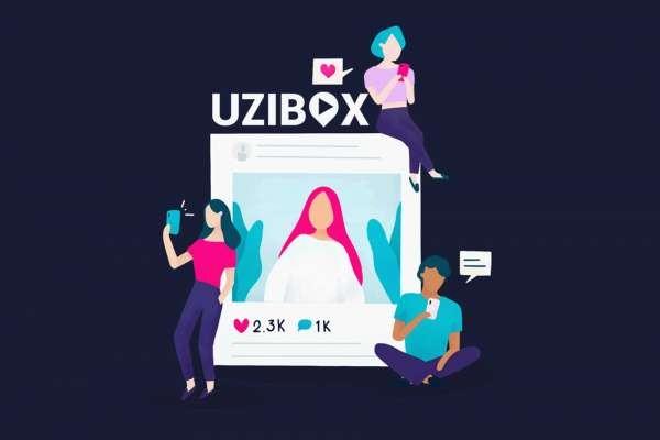 How do I become a Uzibox influencer?