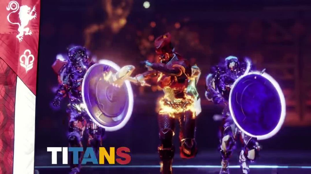 Destiny 2:Shadowkeep Guardian Games.Gameplay TrailerPS4