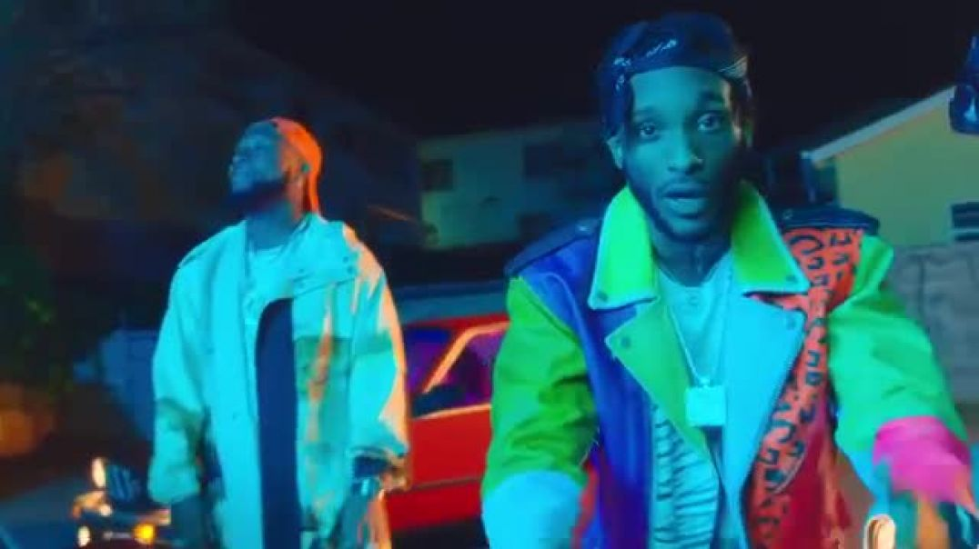 Angel ft  davido, French Montana -Blessings REMIX.Official Video