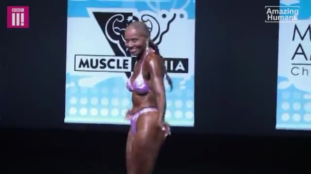 The 81 year old Bodybuilder Who Inspires Others To Get Fit