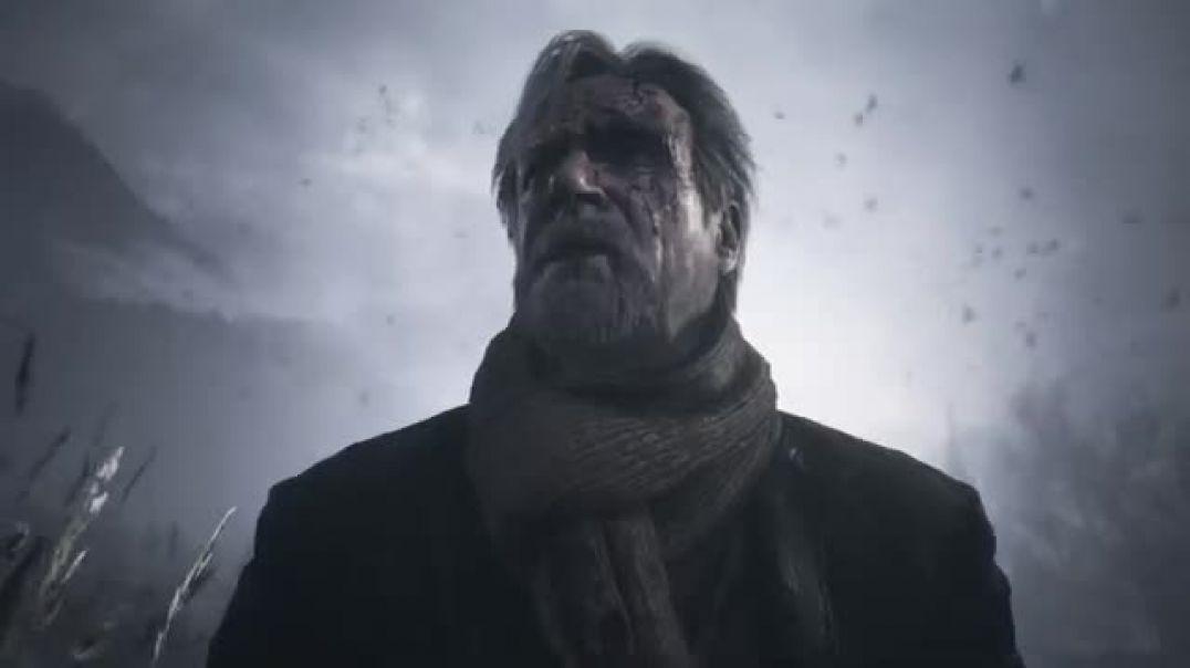 Resident Evil Village -Announcement Trailer PS5