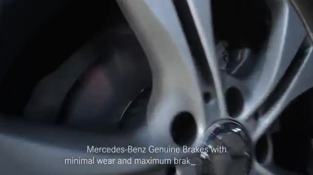 Mercedes Benz Genuine Parts: Experience Them Now in Full Action
