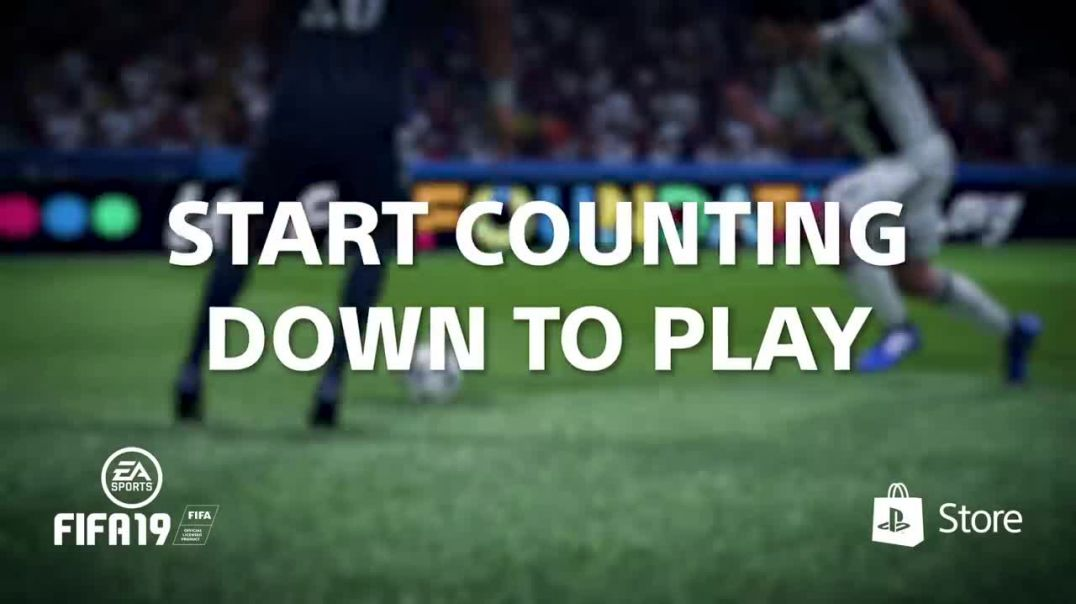 FIFA 19 – Countdown to Launch-PS4