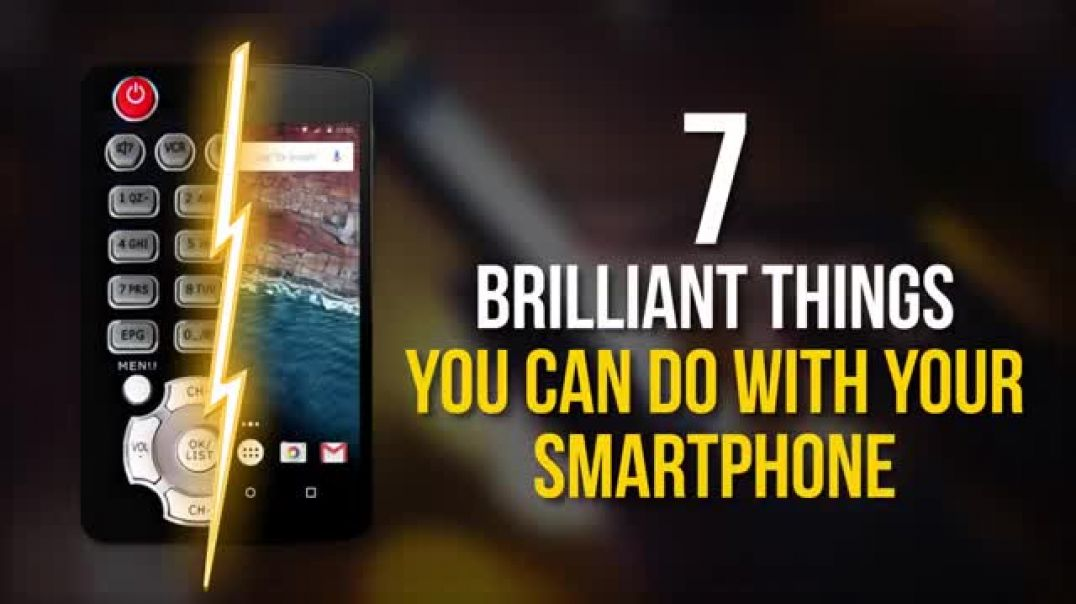 7 Brilliant Things You Can Do With Your Smartphone.mp4