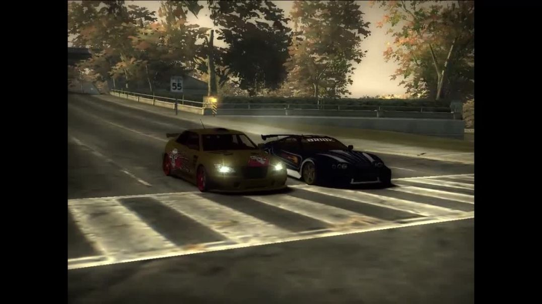 Need For Speed Most Wanted- Vic's Entrance