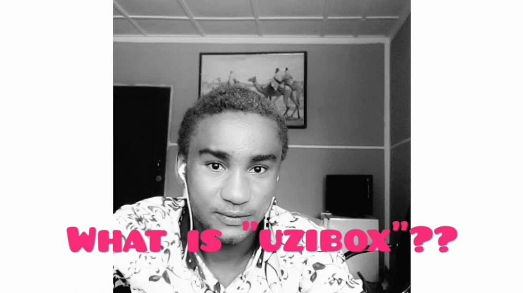 """What is """"UZIBOX""""??"""