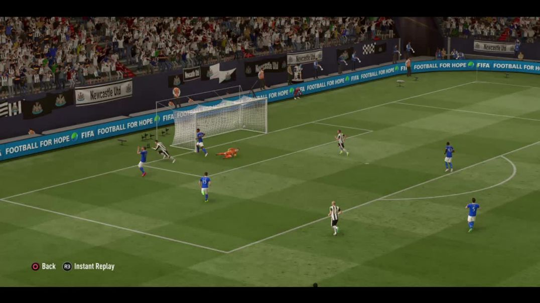 FIFA: champions cup final Goal- player career 17