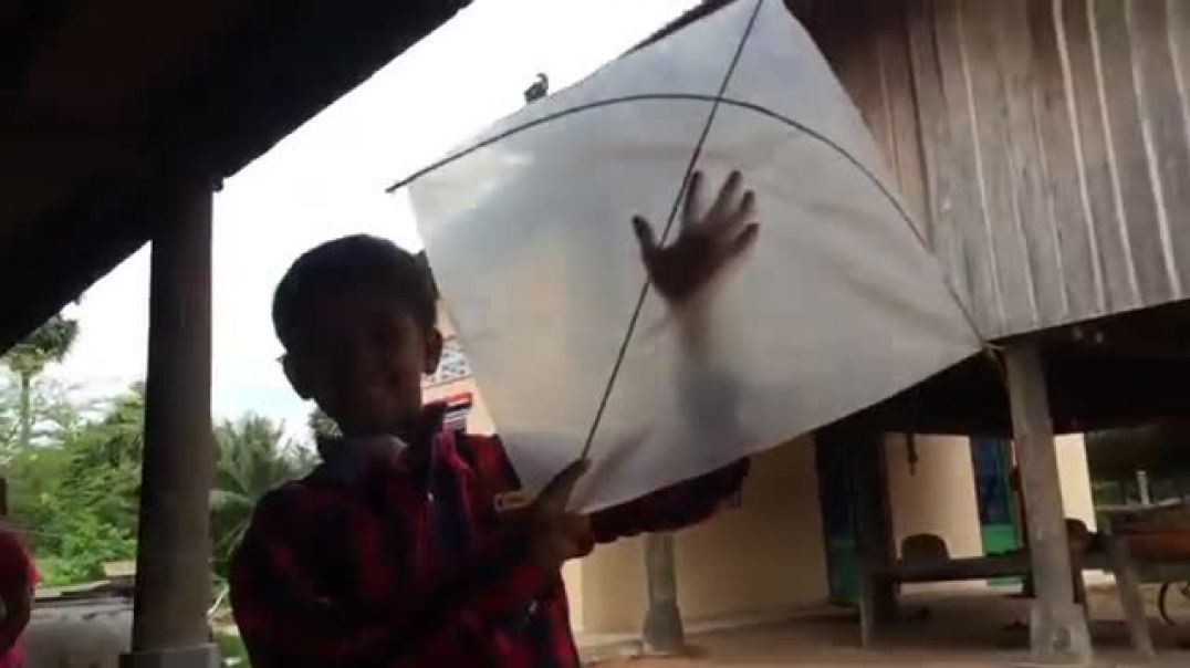 How to make a high flying kite