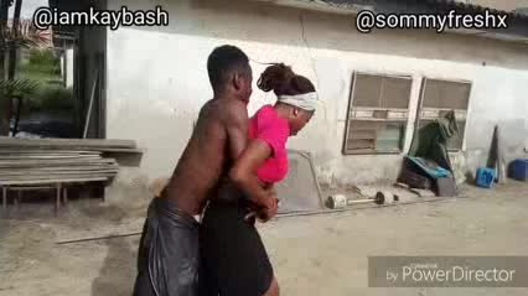 Wait for it - naija comedy dance by @sommyfreshx