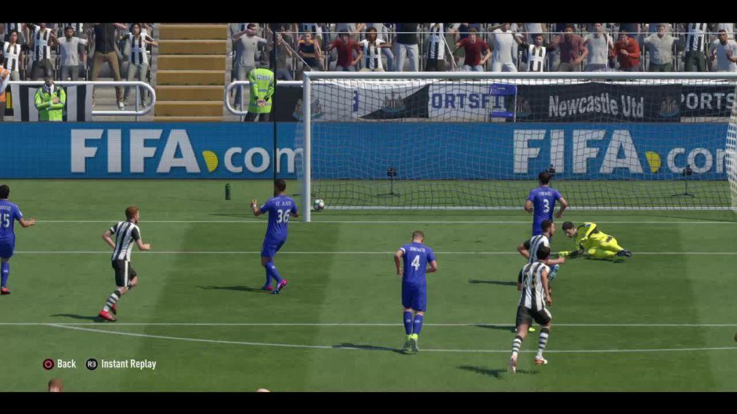 FIFA 17 - Newcastle