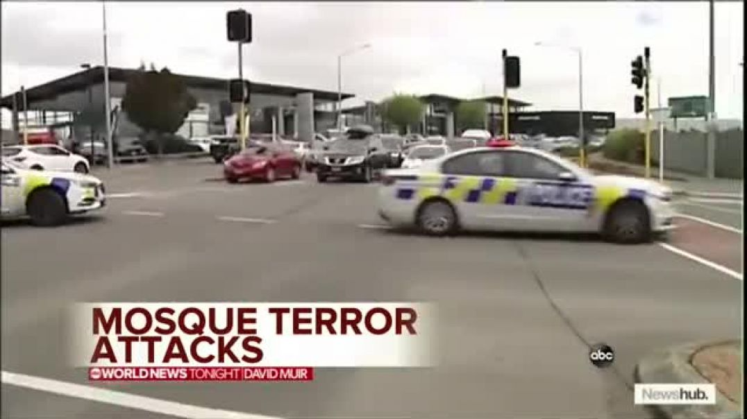 Deadly mosque attack in new zealand