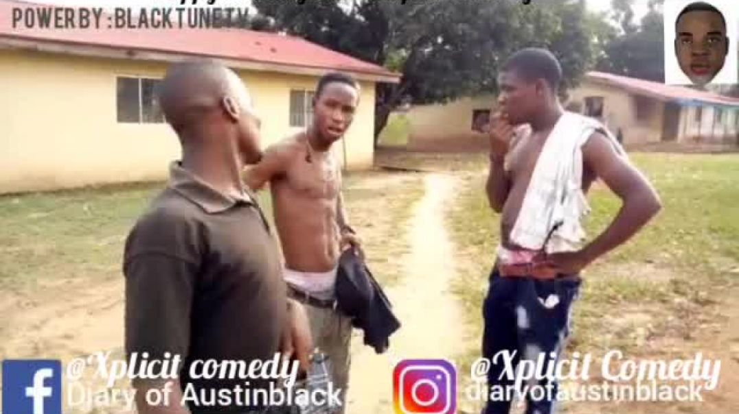 WHEN YOU DON'T MIND YOUR BUSINESS (Xplicit comedy)