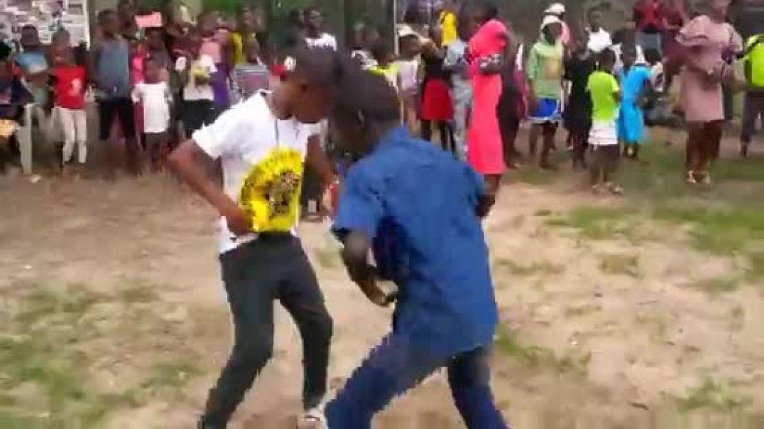 Sapele children Sabi dance ooooo
