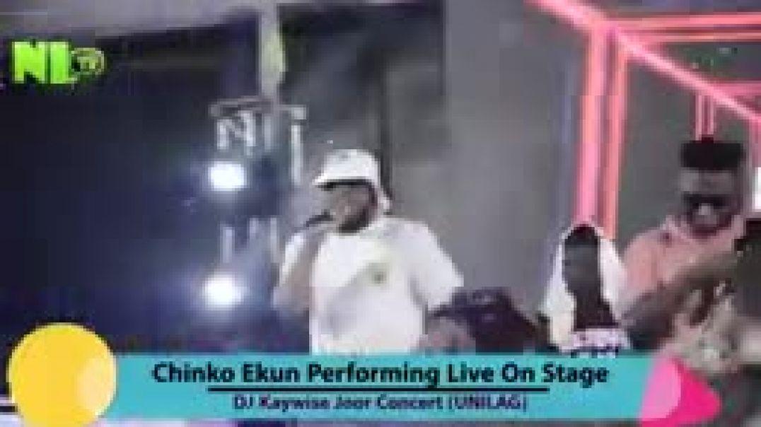 DJ Kaywise, Mzkiss, Okal, Mystro, Sunkkeysnoop Thrill Fans At JOOR Concert