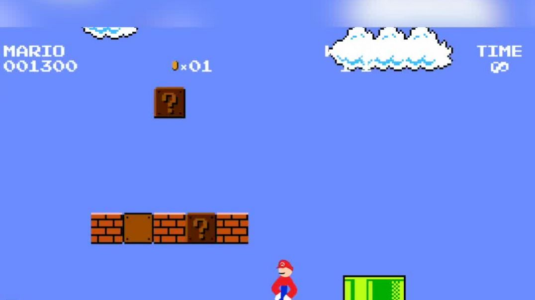 Just for fun.  Super Mario stick kicks some a$$
