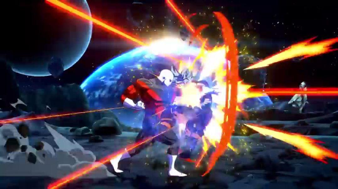 DRAGON BALL FighterZ Ultra Instinct Goku Showcase Trailer