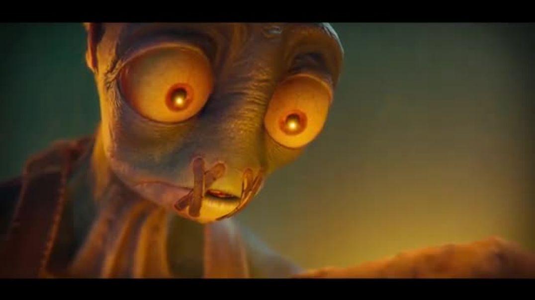 Oddworld Soulstorm -Announcement Trailer PS5