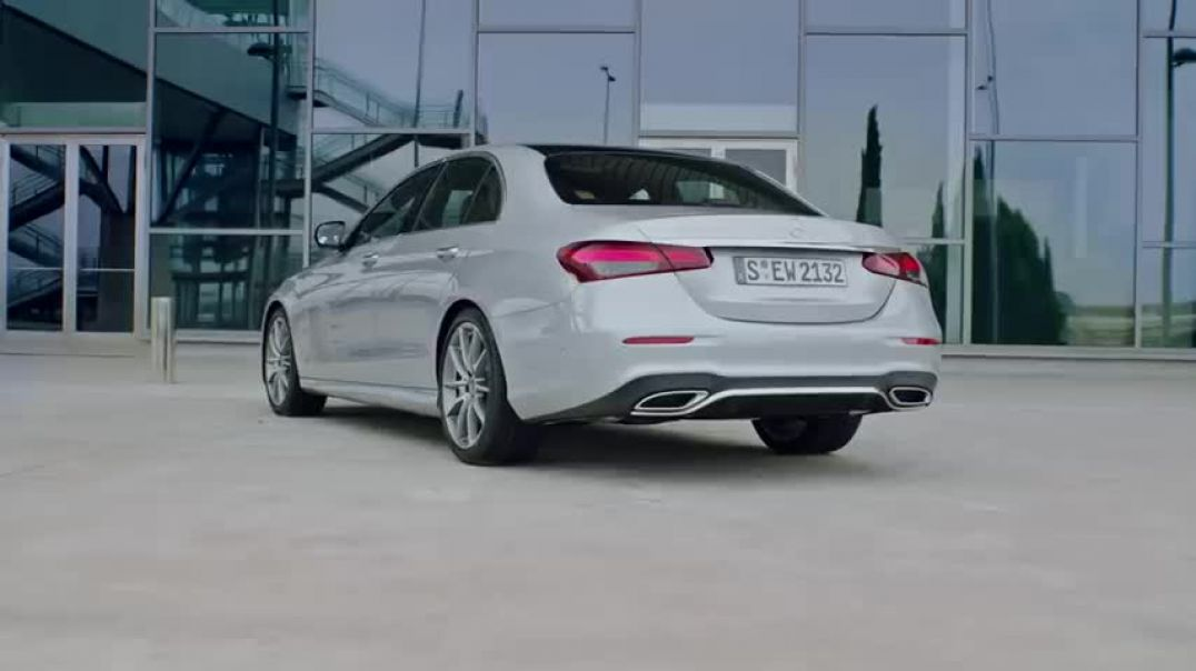 The New E-Class Sedan 2020: Made to Win the Day