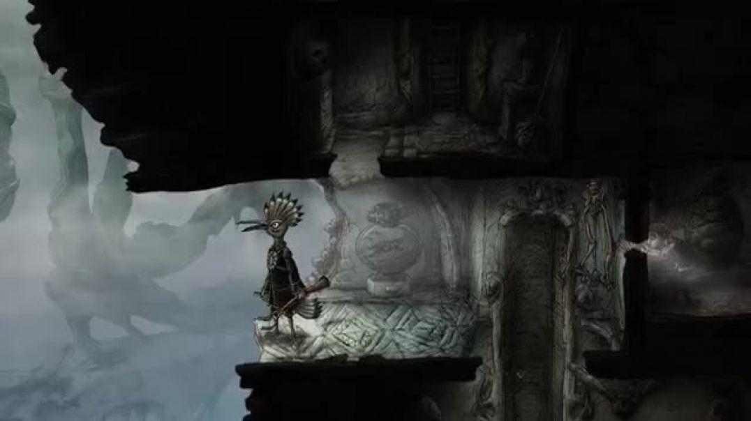 Creaks- Gameplay Trailer PS4